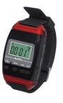 wristwatch receiver